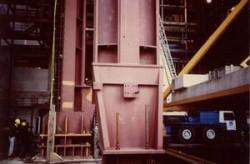 Kesselhausstütze Fenne IV - 440MW-Block