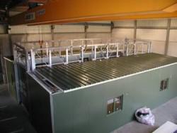 Mobile Waschanlage Fa. Teccon